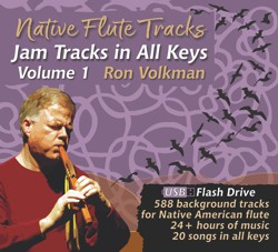 Jam Tracks in All Keys, Volume 1